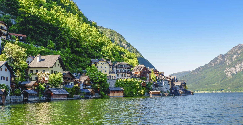 Kinh nghiệm du lịch Hallstatt Áo - Chibikiu